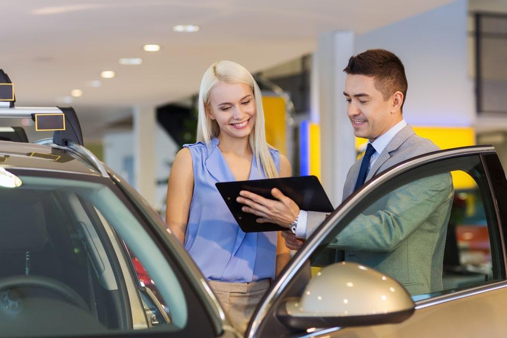 Dealer management service